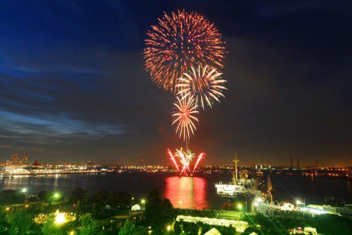横浜スパークリングトワイライト2018【7月14日(土)15日(日)両日約3,000発】
