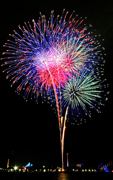金沢区制70周年記念 第44回金沢まつり花火大会 【8月25日(土)約4,000発】