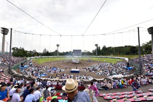 八王子花火大会【7月28日(土)約3,500発】