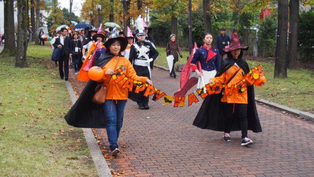 パレードなど当日参加OKイベント多数!『ハロウィンin多摩センター2018』