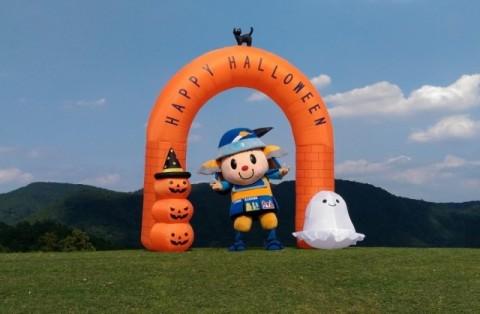 「あいかわ公園ファミリーハロウィン2018」かぼちゃを探して賞品ゲット!仮装してお菓子も貰っちゃおう!