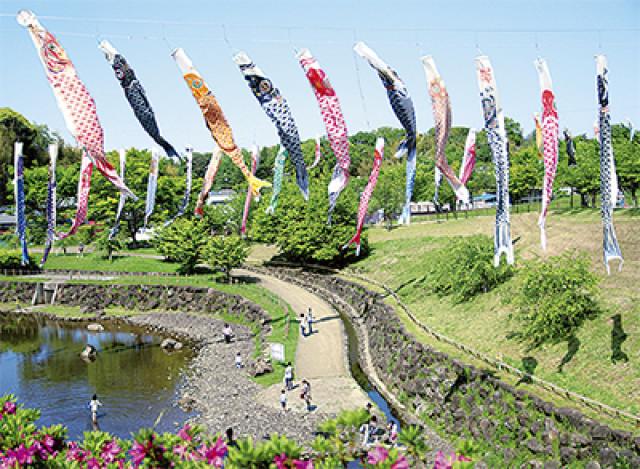 茅ヶ崎里山公園・春の里山公園祭り