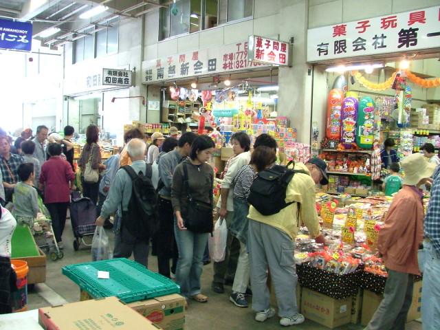 グルメ、縁日、抽選会!港ヨコハマの台所「横浜南部市場共栄会」で夏の大感謝祭