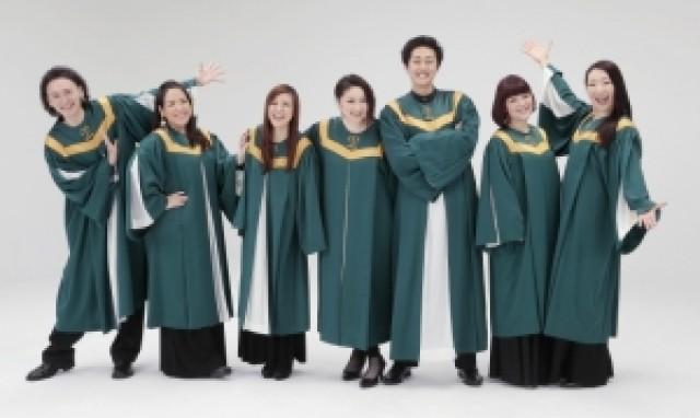 世界で活躍中のゴスペルグループライブ 青葉台東急スクエア