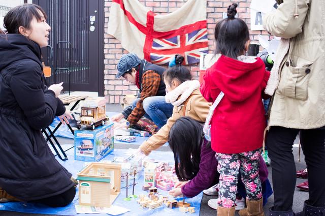 横浜の戸塚から始まる新しいイベント「カーブーツセール」開催