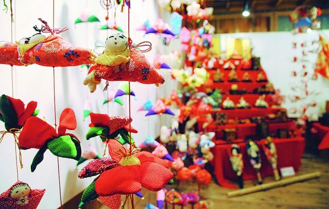 小田原 清閑亭の雛祭り