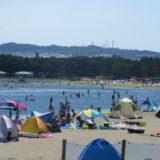 <2021年開設>横浜海の公園海水浴場【横浜市金沢区】