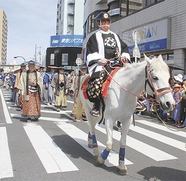 4月21日・22日茅ヶ崎は祭り三昧!「大岡越前祭」に産業フェア・市民まつり・農業まつりも
