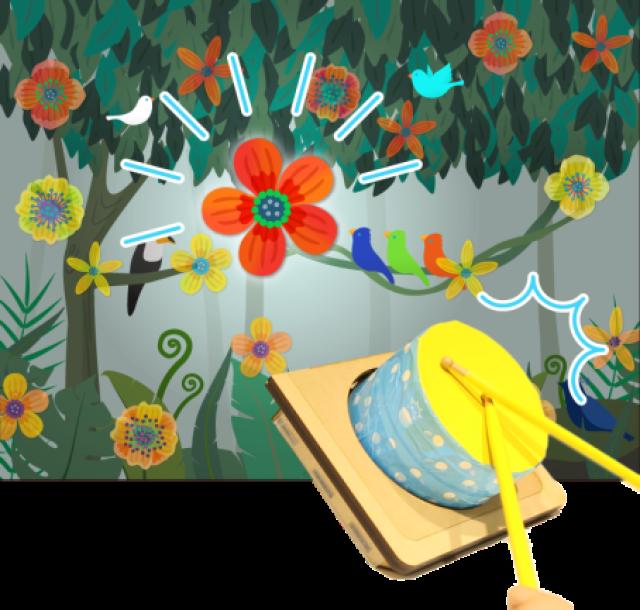 タイコで花を咲かせる?!『音と科学の実験教室』!ミューザ川崎シンフォニーホール&東芝未来科学館が夏のコラボイベント【予約不要・参加無料】