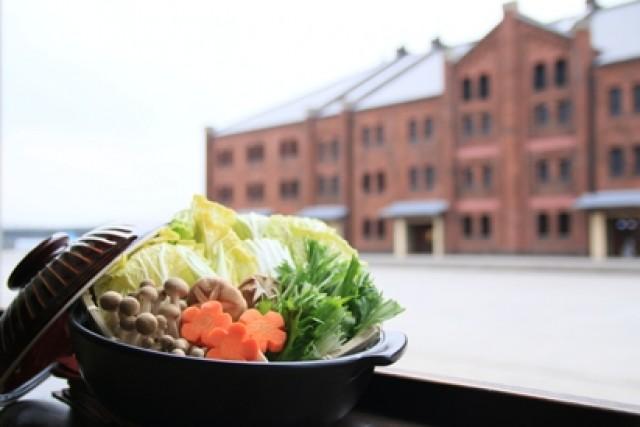 赤レンガ倉庫イベント広場で初開催「鍋小屋」