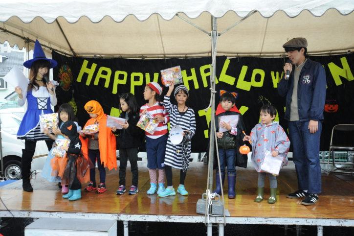 今年もやります『ハロウィンだよ!登栄会!!』ステージ、フード、ドリンクほか、抽選会も