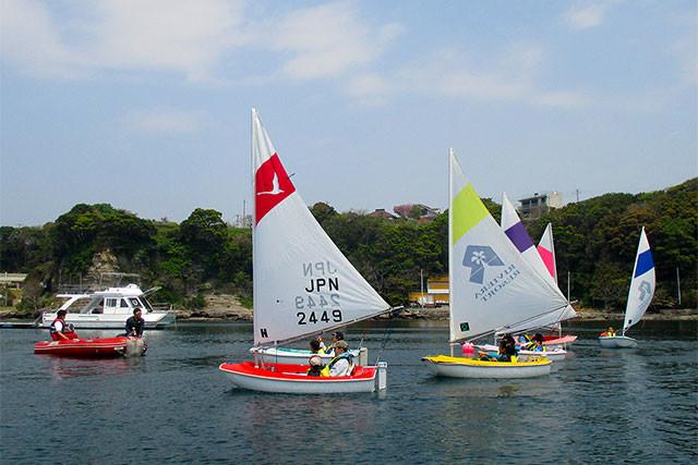 史上最大のヨットフェスティバル「ENJOY 海 KANAGAWA」