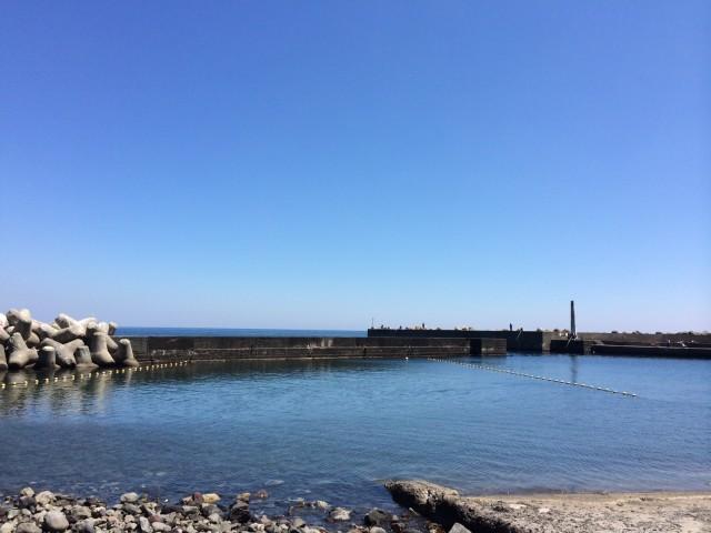 江之浦(えのうら)海水浴場【小田原市】