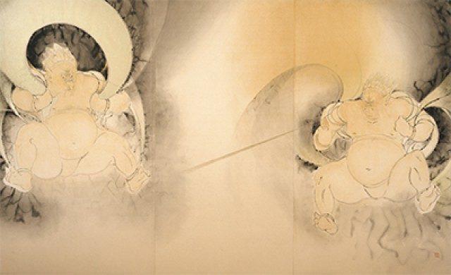 横須賀ゆかりの日本画家 月岡榮貴生誕100年を記念して展覧会