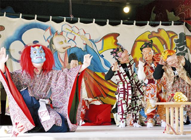 三崎の伝統を披露「第45回いなりっこ発表会」@三浦市民ホール