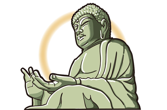 座学と鎌倉で仏像学ぶ