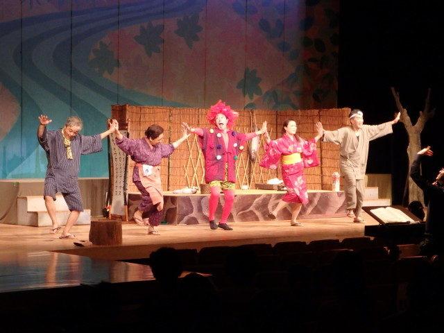 0歳の赤ちゃんから大人まで楽しめるオペラ「泣いた赤鬼」を高津市民館で見よう !