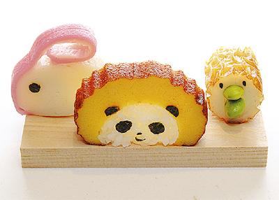 小田原の鈴廣でかまぼこどうぶつ寿司をつくろう教室