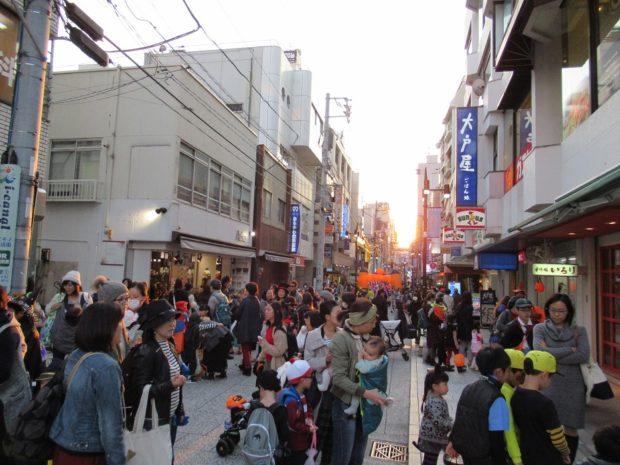 石川町駅前(元町口)商店街でハロウィン!ダンスイベントも同時開催!@アイキャナルストリート【横浜市】