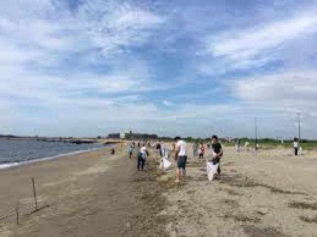 【5月14日】相模川クリーンキャンペーン~相模川河口干潟の清掃@茅ヶ崎