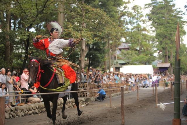 鎌倉の鶴岡八幡宮で「例大祭」。名物の流鏑馬神事など全3日間【9月14日~16日】