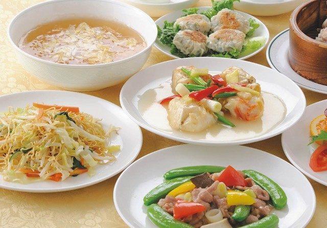 絶好のロケーションで味わう本格広東料理―グランドホテル神奈中秦野―