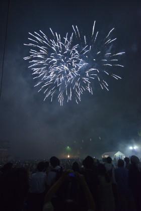 第70回み霊祭り納涼盆踊り花火大会【約1,000発/1日につき】
