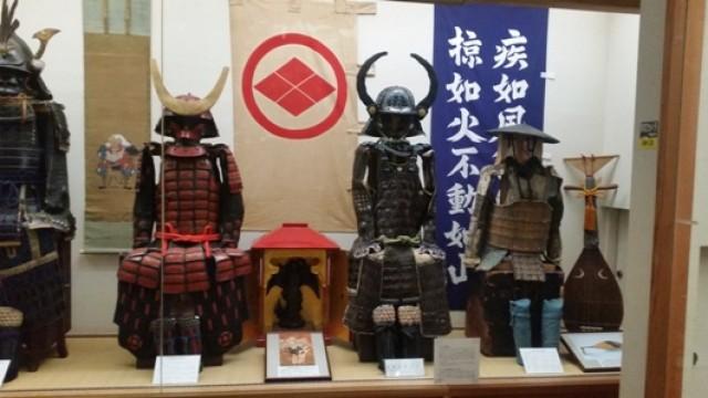 武士の息吹感じる箱根武士の里美術館 本物の甲冑を体験も。