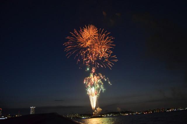 8月5日(土)よこすか開国祭 開国花火大会【約5.000発】
