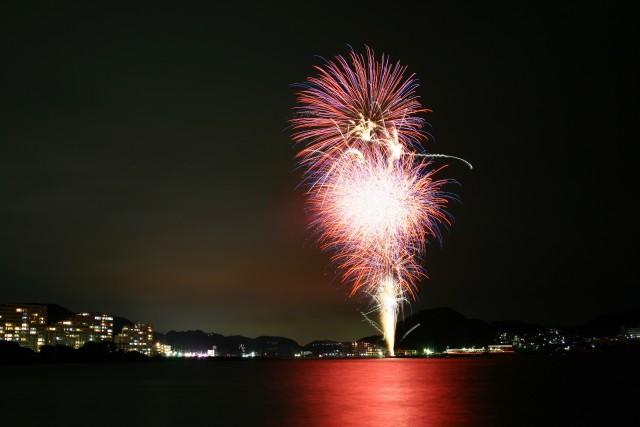 第66回(平成30年度)浦賀みなと祭【8月18日(土)約500発】