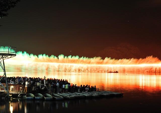 さがみ湖湖上祭花火大会