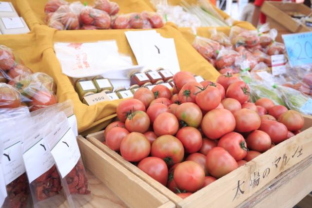 馬車道駅近くで「横浜北仲マルシェ」 全国から旬の食材などが集合!キッチンカーも