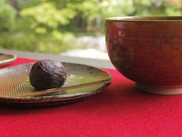 紅葉ライトアップと音楽を楽しむ「お茶室ミニコンサート」@県立秦野戸川公園