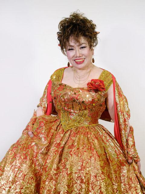 七色の歌声を持つ古渡智江さんチャリティーディナーコンサート@ホテルKSP(川崎・溝の口)