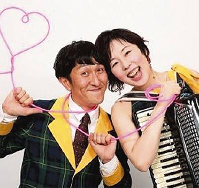 夫婦漫才で原発追及「おしどり」マコ&ケンのトークライブ@横浜・あーすぷらざ