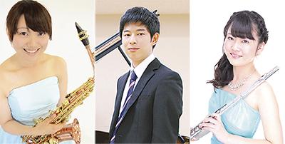 三浦市出身の若手音楽家が「ジョイントコンサート」