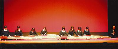 邦楽にひたる秋の一日「第39回秦野邦楽会演奏会」