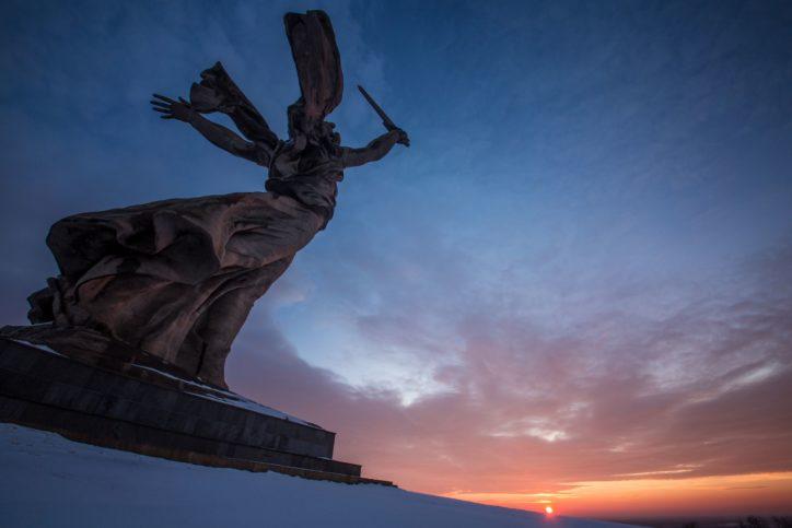 ロシアの夜明け 写真展