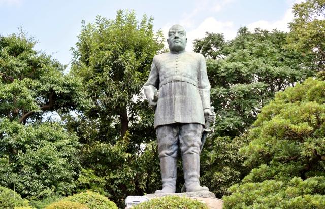 西郷隆盛の秘話に迫る!ひ孫の西郷隆夫さんが鎌倉で講演会