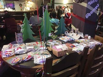 がんでママを亡くした家族対象「クリスマス・パーティー」(唐木田駅近く)
