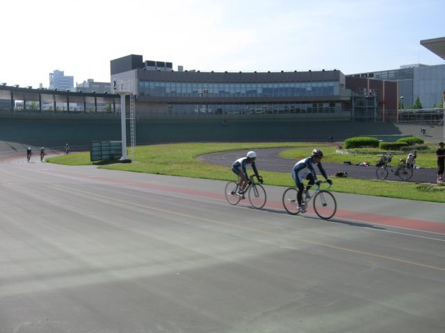 元競輪選手が指導 川崎競輪場で競技用自転車教室【参加者募集】