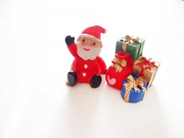 「親子DEクリスマス」サンタさんからプレゼントも!@かわさき地域交流センター