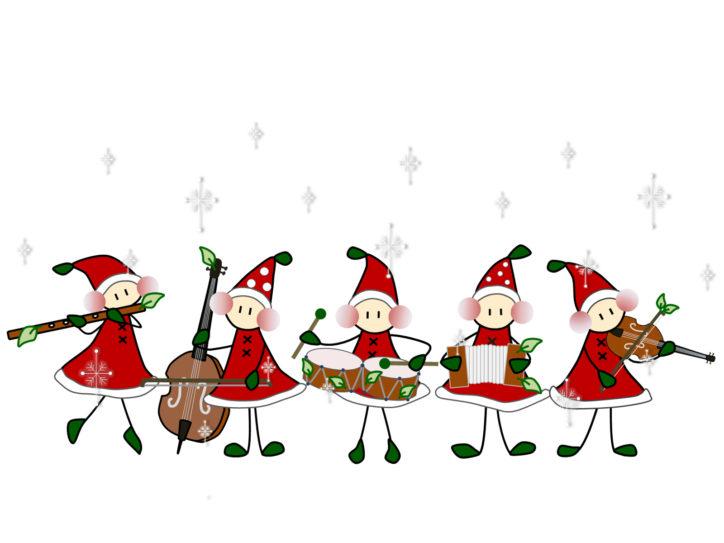 市民活動団体によるステージほか「クリスマスフェスティバル」
