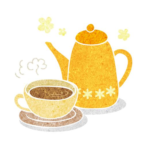 コーヒー&紅茶が100円で楽しめる「カフェサロン」@上星川東部集会所