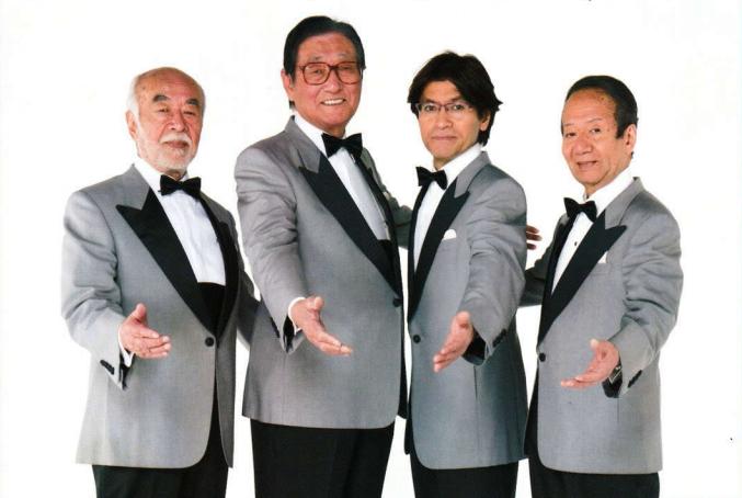 ボニージャックス出演!港北童謡の会、恒例のニューイヤーコンサート@横浜・港北公会堂