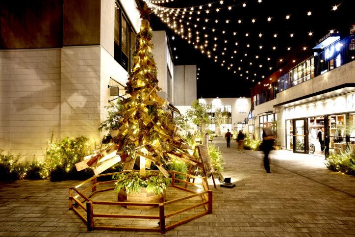 """マリン&ウォーク横浜でクリスマスマーケット """"グリーン""""や""""ナチュラル""""なグッズが揃う"""