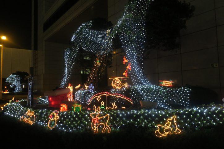 「川崎マリエン」でイルミ&夜景観賞しよう!12月25日にはアンパンマン上映も