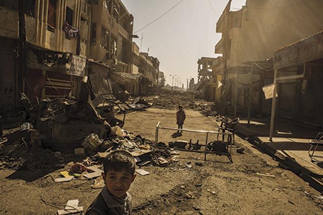 中東、紛争の現状知る写真展 安田菜津紀さんトークショーも@横浜・みなとみらい
