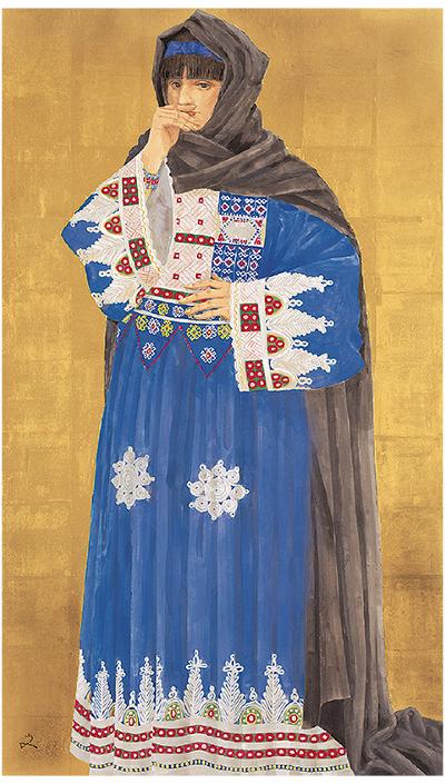 白寿記念した「堀文子展」日本画など100点を展示@県立近代美術館葉山