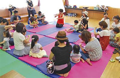赤ちゃんから小学生まで!親子で遊べる「ファミリー・サポート交流会」